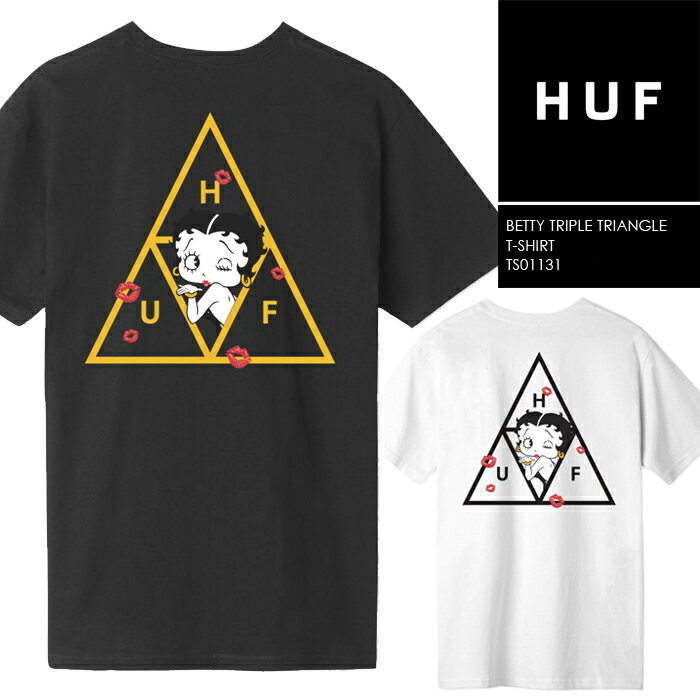 トップス, Tシャツ・カットソー  T huf BETTY TT SS TEE TS01131 SB ds-Y
