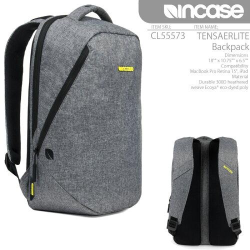 INCASETENSAERLITEBackpackCL55573インケースバックパックバッグリュックMacbookAIRiPad