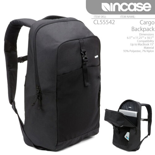 INCASECargoBackpackCL55542インケースバックパックバッグリュックMacbookAIRiPad