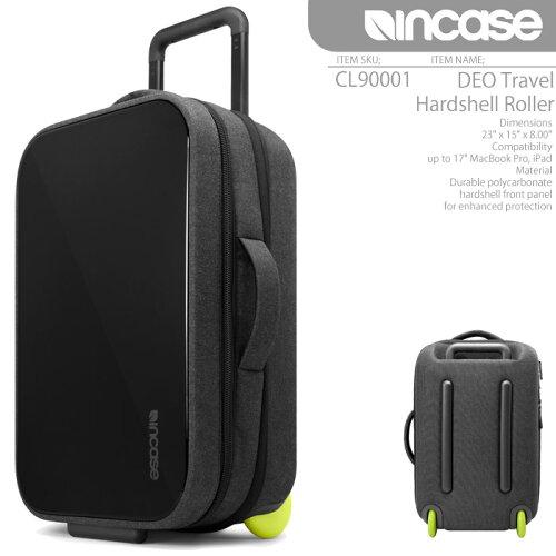 INCASEDEOTravelHardshellRollerCL90001インケースバッグスーツケースローラーキャリーバッグMacbookAIRiPad