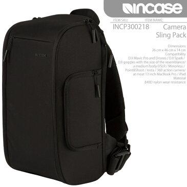 インケース スリングバッグ INCASE INCP300218 Camera Sling Pack APPLE アップル 公認ブランド 鞄 バッグ▲[ブラック]ds-Y
