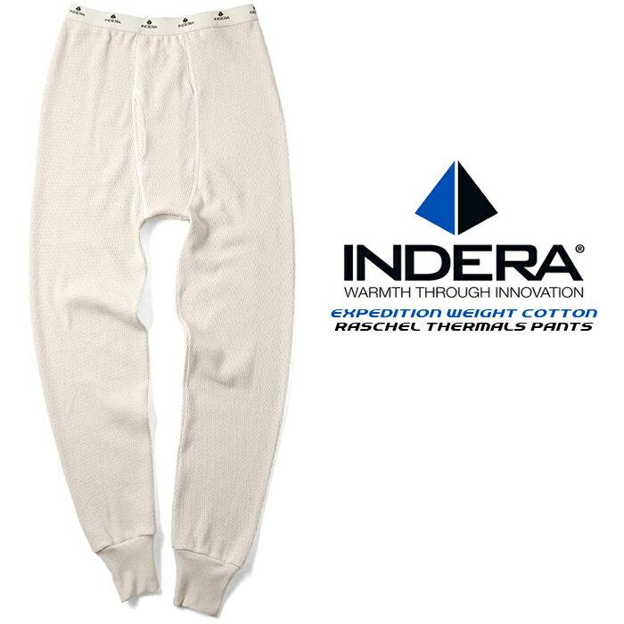 トップス, Tシャツ・カットソー  INDERA MILLS EXPEDITION WEIGHT COTTON RASCHEL THERMALS PANTS 890DR T ZRC