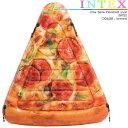 [キャンペーン★対象商品とSETでお得]INTEX ピザスライスマット U-58752 インテックス ピザ 大型フロート 浮き輪 プール 海 ds-Y
