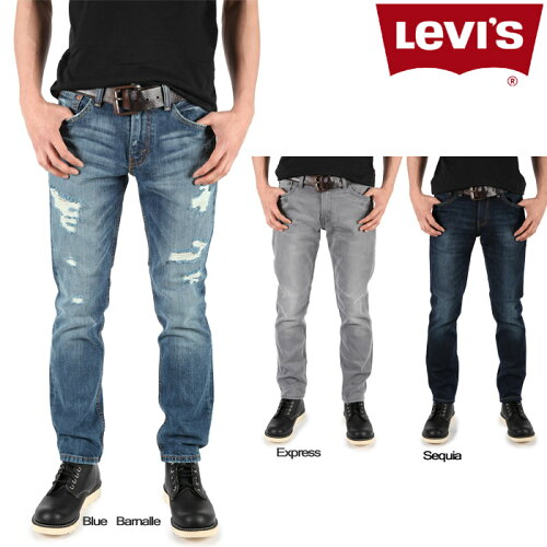 Levis511SlimFitスリムフィットジーンズデニムリーバイススキニーSequiaBlueBarnalleExpress