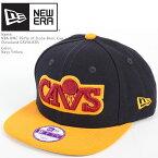 [子供用]ニューエラ キャップ 帽子 NEWERA NBA HWC 9Fifty of 2tone Basic Cap Cleveland CAVALIERS クリーブランドキャバリヤーズ ベースボールキャップ kids youth キッズ ユース▲[その他]