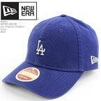 ニューエラ 帽子 キャップ NEWERA MICRO SQUAD Los Angeles Dodgersロサンゼルス ドジャース ローキャップ ミクロ MLB メジャーリーグ ベースボール ▲[ブルー] ds-Y