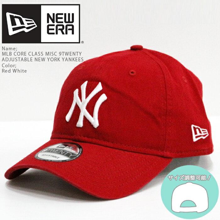 メンズ帽子, キャップ  NEWERA MLB CORE CLASS MISC 9TWENTY ADJUSTABLE NEW YORK YANKEES 11834766 MLB ZRC