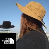 ノースフェイス ハット 帽子 THE NORTH FACE HORIZON BREEZE SUMMER HAT NF00CF7T バケットハット サファリハット ブリムハット 日焼け防止 海水浴 旅行 フェス 海 登山 ハイキング▲[ブラック][ブラウン][ZRC]