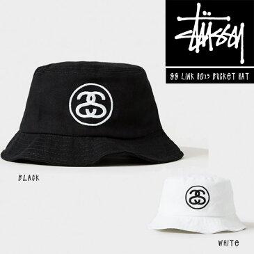 [売り切りセール] STUSSY SS-Link Ho15 Bucket Hat 132726 ステューシー キャップ ハット 帽子