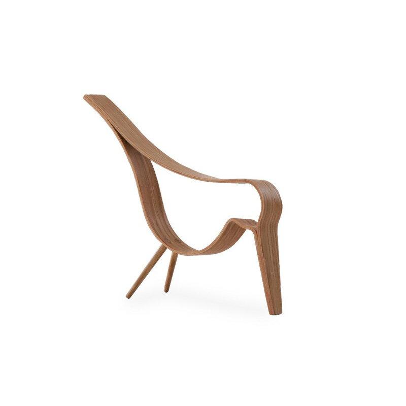 Cooee Design ウッディ バード オーク M 18cm 鳥 木製 オブジェ Woody Bird 北欧 モダン おしゃれ nest クーイー クーイーデザイン スウェーデン