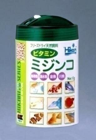 キョーリン・ひかりFD ビタミンミジンコ 12g