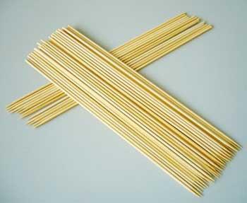 バーベキュー用竹串28cm(約50本入)