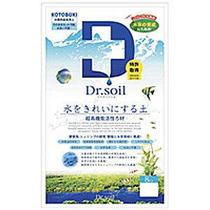 【観賞魚用品】コトブキ ドクターソイル 2kg