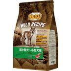 【ニュートロ】ニュートロ ワイルド レシピ(WILD RECIPE)超小型犬〜小型犬用 成犬用 ラム 800g