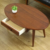 テーブル クライス 幅80cm kreis iwt-26 送料無料 あす楽対応テーブル 木製 ローテーブル センターテーブル コーヒーテーブル リビングテーブル ウォールナット 引き出し 収納 おしゃれ かわいい 北欧 オーバル 楕円 あす楽 岩附 iwatsuki 10P03Dec16 netc5