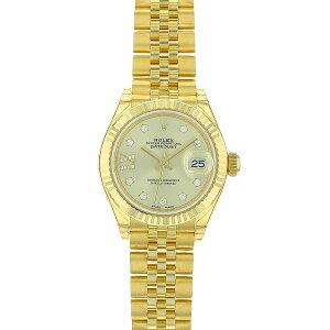 Rolex Datejust ROLEX DATEJUST/279178 [Used] [Women's]