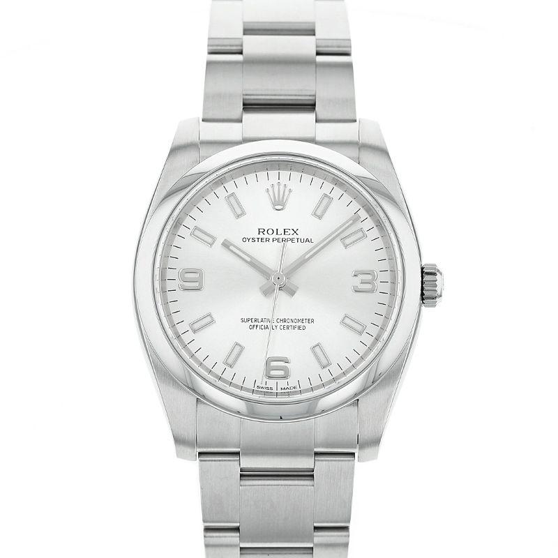 腕時計, メンズ腕時計 43 ROLEX OYSTER PERPETUAL114200