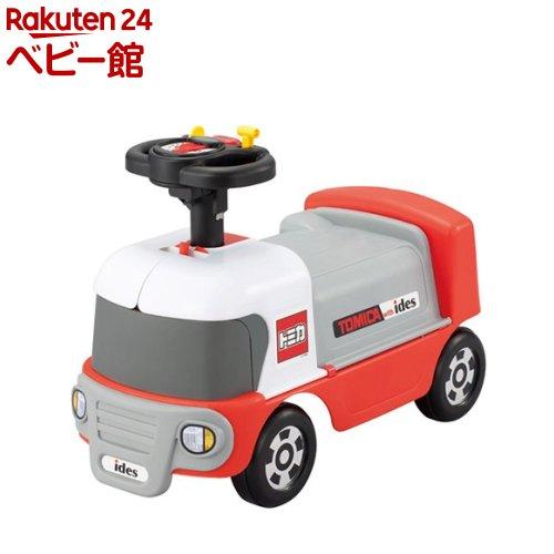 トミカサーキットトレーラー(1個) アイデス  三輪車のりもの乗用玩具足けリ