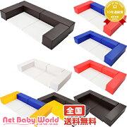 子供部屋 キッズコーナー ブロック デザイン セーフティー キッズスペース プレイマット