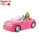 バービーとおでかけ! かわいいピンクのクルマ FPR57(1個)【mtlho】【バービー人形(Barbie)】[おもちゃ 遊具 人形 ぬいぐるみ]