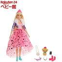 バービー プリンセスアドベンチャー バービー GML76(1個)【バービー人形(Barbie)】