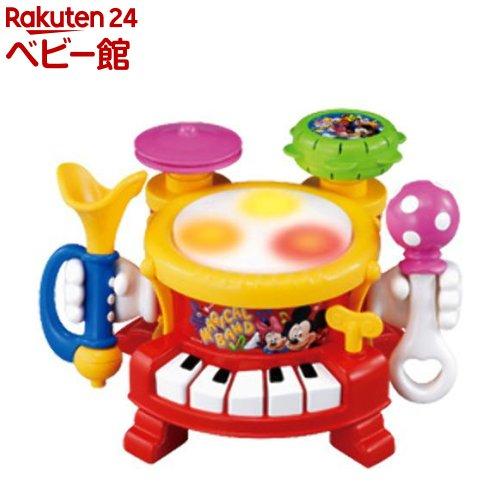 リズムあそびいっぱいマジカルバンドトゥーンタウンミッキー(1個) タカラトミー  おもちゃ遊具楽器玩具
