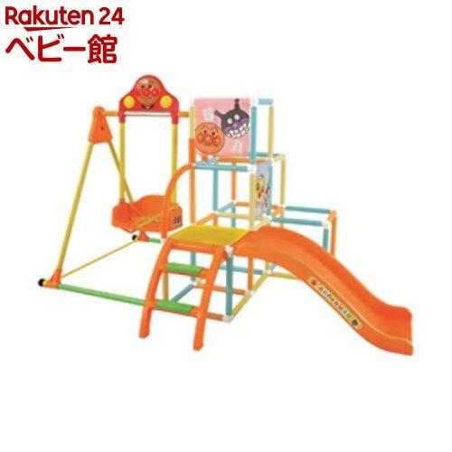 アンパンマン うちの子天才 ブランコパークDX ボール付き(1個)【アガツマ】[おもちゃ 遊具]