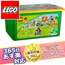 365日あす楽★代引・送料無料★レゴ デュプロ 楽しいどうぶつえんレゴ LEGO レゴブロック おも...