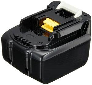 送料無料 高品質・長期1年保証付き(レビュー記入) makita マキタ BL1430 互換バッテリー 互換電池 大容量 14.4V 3000mAh リチウムイオン 電池 バッテリー DIY工具・作業用互換バッテリー 安心のサム