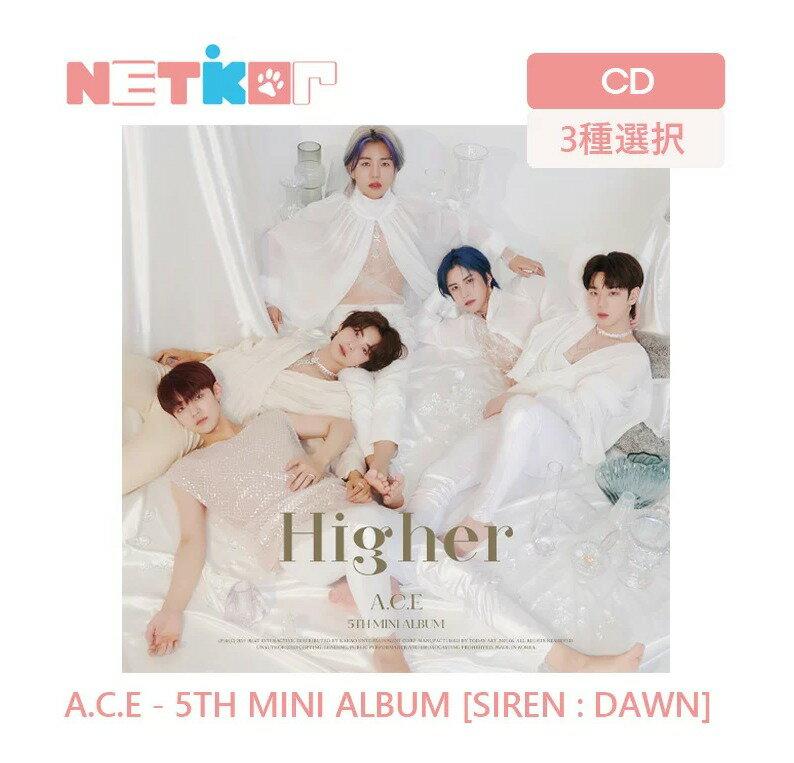 CD, 韓国(K-POP)・アジア 3A.C.E 5TH MINI ALBUM SIREN : DAWN K-POP