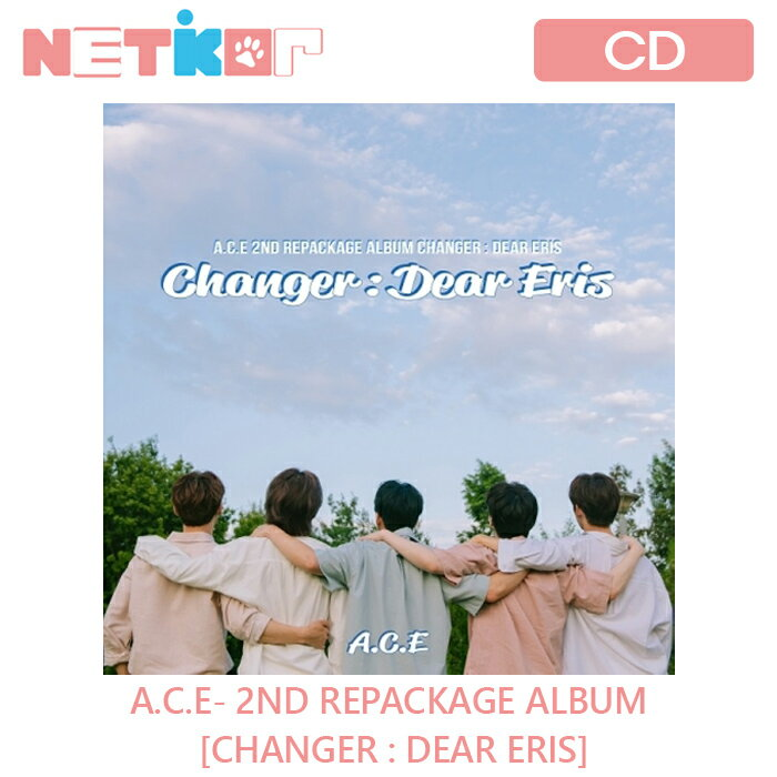CD, 韓国(K-POP)・アジア A.C.E2ND REPACKAGE ALBUMCHANGER : DEAR ERIS