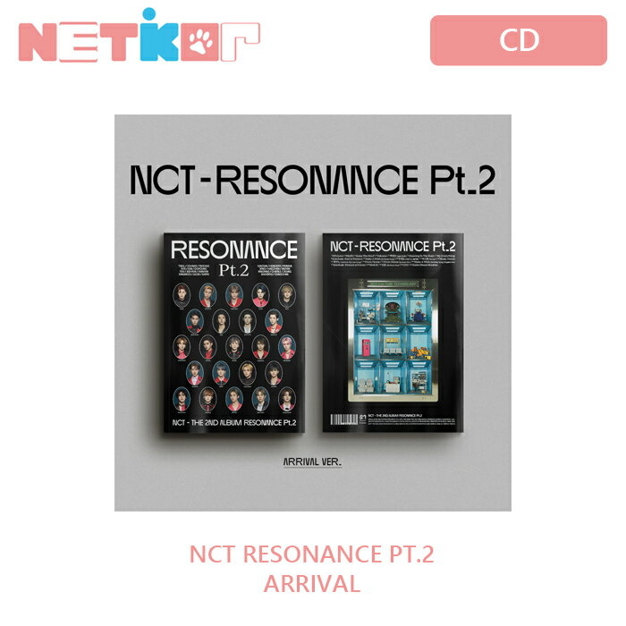 CD, 韓国(K-POP)・アジア ARRIVAL VER NCT 2 THE 2ND ALBUM RESONANCE PT.2 CD NCT 2020