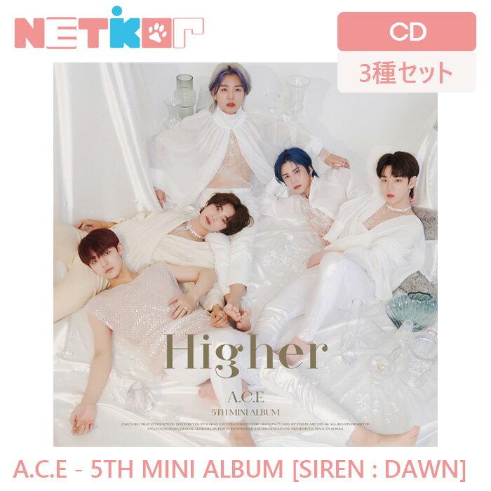 CD, 韓国(K-POP)・アジア 3A.C.E 5TH MINI ALBUM SIREN : DAWN