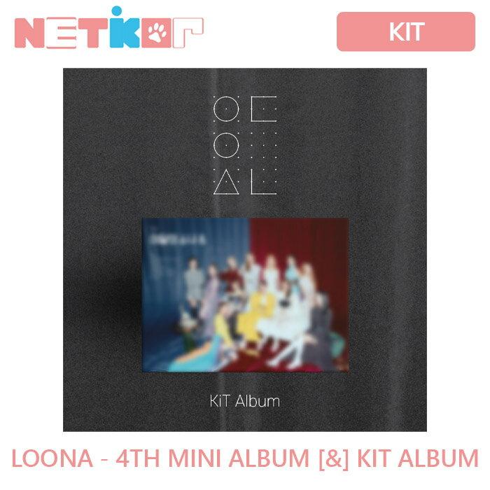 CD, 韓国(K-POP)・アジア LOONA(KIT)4TH MINI KIT ALBUM