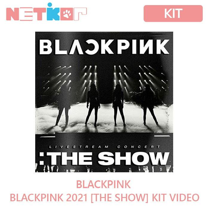ミュージック, 韓国(K-POP)・アジア (KIT VIDEO) BLACKPINK 2021 THE SHOW KIT VIDEO