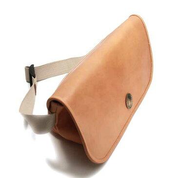 S'FACTORYエスファクトリー レザーメッセンジャーバッグ キャメル カウレザー(牛革)革 ショルダー カバン メンズ 茶色 大容量