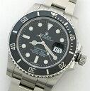 ◇【中古】【ROLEX ロレックス】新型サブマリーナ116610LN V番 自動巻腕時計