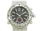◇【中古】【BVLGARIブルガリ】ディアゴノプロフェッショナルGMTDP42C14SSDGMT自動巻腕時計