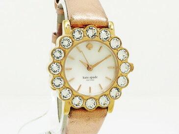 ◇【中古】 【Kate Spade ケイト・スペード】 Belvedere 腕時計 1YRU0326 クォーツ腕時計