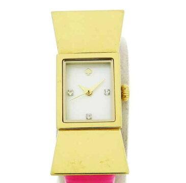 ◇【中古】 【Kate Spade ケイト・スペード】 カーライル 1YRU0137 クォーツ腕時計