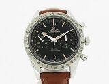 ◇【中古】【OMEGAオメガ】スピードマスター57クロノグラフ331.12.42.51.01.002自動巻腕時計