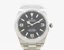 ☆【中古】 美品 【ROLEX ロレックス】 エクスプローラー 214270 自動巻腕時計