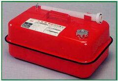 消防法適用品ガソリン携行缶 20L(日本製)持ち運び便利なガソリン缶です