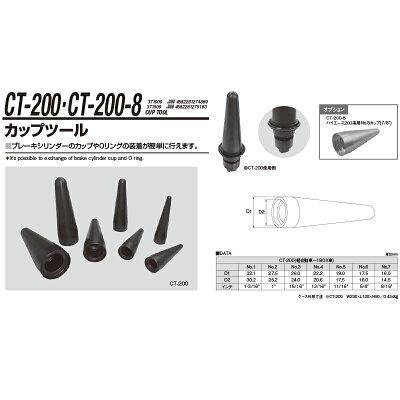 江東産業CT-200カップツール(軽〜1box)[お取寄せ]