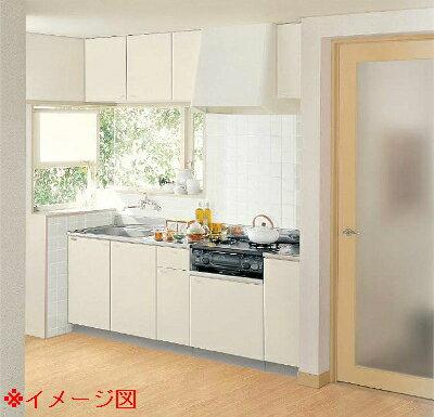 クリナップ クリンプレティ 間口1800mm 右水槽キッチンセットプラン(流し台 コンロ台 吊戸 バックガード 深型レンジフード黒) 120MFR 60KL W-120 BG-60B ZRP60NBB12FKZ-A cleanup:ネットリフォ