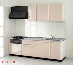 Takara standard エーデル ホーロー システムキッチン 壁付I型 間口2700mm Edel タカラスタンダード
