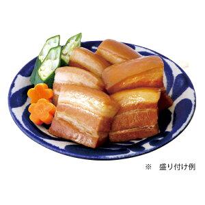 沖縄六角堂伝統の味シリーズらふてぃ豚角煮280g(2人前から3人前)