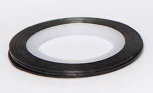【厳選】 ネイル ラインテープ 黒 1mmネイル ジェルネイルをもっとオシャレに♪