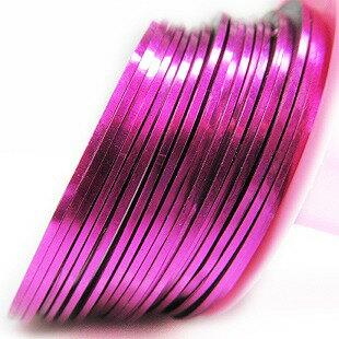 【厳選】 ネイル ラインテープ ピンク 1mmネイル ジェルネイルをもっとオシャレに♪
