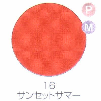 バイオスカルプチュアジェル カラージェル パール マット サンセットサマー 16【C】